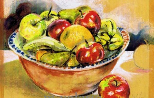 'Greek Fruit Bowl'