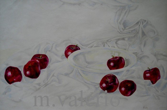 'red apples'
